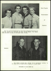 Page 12, 1957 Edition, Pembine High School - Sapling Yearbook (Pembine, WI) online yearbook collection