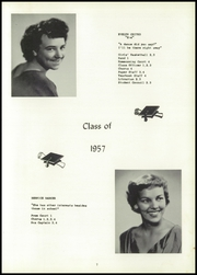 Page 15, 1957 Edition, Pembine High School - Sapling Yearbook (Pembine, WI) online yearbook collection
