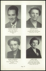 Page 14, 1953 Edition, Green Lake High School - Lac Verd Yearbook (Green Lake, WI) online yearbook collection