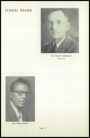 Page 9, 1953 Edition, Green Lake High School - Lac Verd Yearbook (Green Lake, WI) online yearbook collection