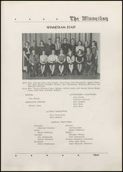 Page 43, 1941 Edition, Albany High School - Comet / Winnetkan Yearbook (Albany, WI) online yearbook collection