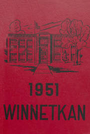 Albany High School - Comet / Winnetkan Yearbook (Albany, WI) online yearbook collection, 1951 Edition, Page 1