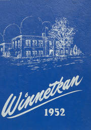 Albany High School - Comet / Winnetkan Yearbook (Albany, WI) online yearbook collection, 1952 Edition, Page 1