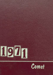 Albany High School - Comet / Winnetkan Yearbook (Albany, WI) online yearbook collection, 1971 Edition, Page 1
