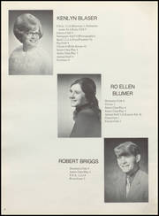 Page 12, 1971 Edition, Albany High School - Comet / Winnetkan Yearbook (Albany, WI) online yearbook collection