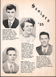 Page 15, 1953 Edition, Laona High School - Kelly Log Yearbook (Laona, WI) online yearbook collection
