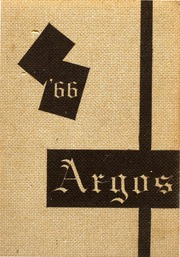 Abbot Pennings High School - Argos Yearbook (De Pere, WI) online yearbook collection, 1966 Edition, Page 1