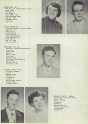Page 13, 1954 Edition, Ithaca High School - Reflections Yearbook (Ithaca, WI) online yearbook collection