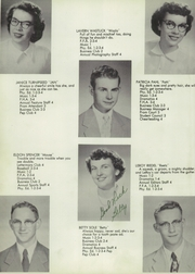 Page 14, 1954 Edition, Ithaca High School - Reflections Yearbook (Ithaca, WI) online yearbook collection