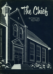 1955 Edition, Seneca High School - Chief Yearbook (Seneca, WI)