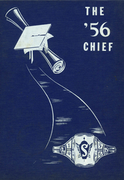 1956 Edition, Seneca High School - Chief Yearbook (Seneca, WI)