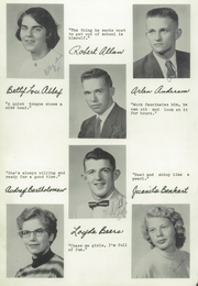 Page 14, 1956 Edition, Seneca High School - Chief Yearbook (Seneca, WI) online yearbook collection