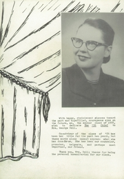Page 6, 1956 Edition, Seneca High School - Chief Yearbook (Seneca, WI) online yearbook collection