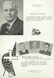 Page 8, 1956 Edition, Seneca High School - Chief Yearbook (Seneca, WI) online yearbook collection