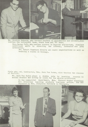 Page 9, 1956 Edition, Seneca High School - Chief Yearbook (Seneca, WI) online yearbook collection