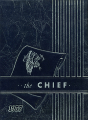 1957 Edition, Seneca High School - Chief Yearbook (Seneca, WI)