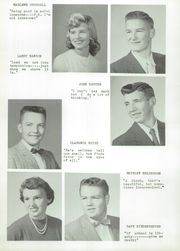 Page 16, 1958 Edition, Seneca High School - Chief Yearbook (Seneca, WI) online yearbook collection