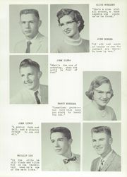 Page 17, 1958 Edition, Seneca High School - Chief Yearbook (Seneca, WI) online yearbook collection