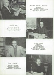 Page 8, 1958 Edition, Seneca High School - Chief Yearbook (Seneca, WI) online yearbook collection