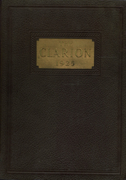 Appleton High School - Clarion Yearbook (Appleton, WI) online yearbook collection, 1925 Edition, Page 1