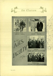 Page 16, 1930 Edition, Appleton High School - Clarion Yearbook (Appleton, WI) online yearbook collection