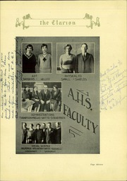 Page 17, 1930 Edition, Appleton High School - Clarion Yearbook (Appleton, WI) online yearbook collection