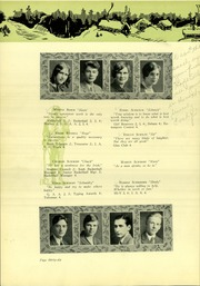 Page 42, 1930 Edition, Appleton High School - Clarion Yearbook (Appleton, WI) online yearbook collection