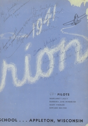 Page 7, 1941 Edition, Appleton High School - Clarion Yearbook (Appleton, WI) online yearbook collection