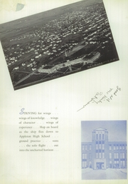 Page 8, 1941 Edition, Appleton High School - Clarion Yearbook (Appleton, WI) online yearbook collection