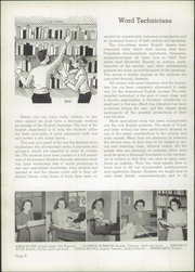 Page 12, 1943 Edition, Appleton High School - Clarion Yearbook (Appleton, WI) online yearbook collection