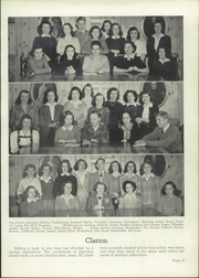 Page 15, 1943 Edition, Appleton High School - Clarion Yearbook (Appleton, WI) online yearbook collection