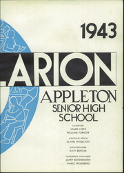 Page 9, 1943 Edition, Appleton High School - Clarion Yearbook (Appleton, WI) online yearbook collection