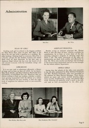 Page 13, 1948 Edition, Appleton High School - Clarion Yearbook (Appleton, WI) online yearbook collection