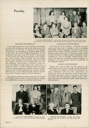 Page 14, 1948 Edition, Appleton High School - Clarion Yearbook (Appleton, WI) online yearbook collection