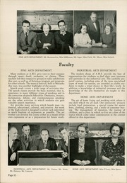 Page 16, 1948 Edition, Appleton High School - Clarion Yearbook (Appleton, WI) online yearbook collection