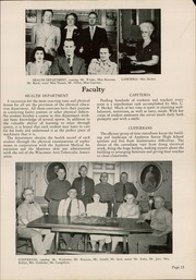 Page 17, 1948 Edition, Appleton High School - Clarion Yearbook (Appleton, WI) online yearbook collection