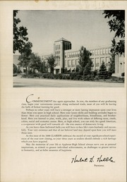 Page 6, 1948 Edition, Appleton High School - Clarion Yearbook (Appleton, WI) online yearbook collection