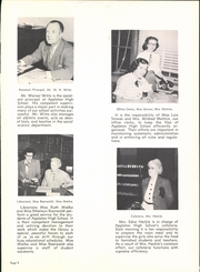 Page 15, 1952 Edition, Appleton High School - Clarion Yearbook (Appleton, WI) online yearbook collection