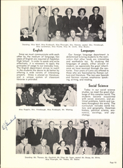 Page 16, 1952 Edition, Appleton High School - Clarion Yearbook (Appleton, WI) online yearbook collection