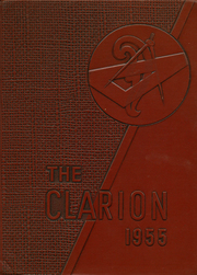 Appleton High School - Clarion Yearbook (Appleton, WI) online yearbook collection, 1955 Edition, Page 1