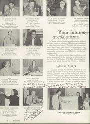 Page 16, 1956 Edition, Appleton High School - Clarion Yearbook (Appleton, WI) online yearbook collection