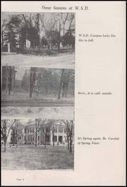 Page 6, 1951 Edition, Wisconsin School for the Deaf - Tattler Yearbook (Delavan, WI) online yearbook collection