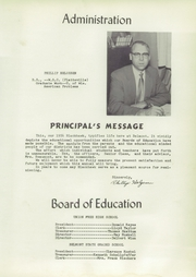 Page 11, 1956 Edition, Belmont High School - Blackhawk Yearbook (Belmont, WI) online yearbook collection