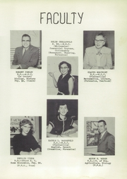 Page 13, 1956 Edition, Belmont High School - Blackhawk Yearbook (Belmont, WI) online yearbook collection
