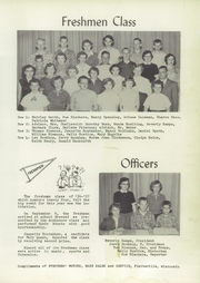 Page 17, 1956 Edition, Belmont High School - Blackhawk Yearbook (Belmont, WI) online yearbook collection
