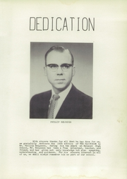 Page 7, 1956 Edition, Belmont High School - Blackhawk Yearbook (Belmont, WI) online yearbook collection