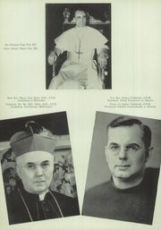 Page 12, 1945 Edition, St Bonaventure High School - Seraph Yearbook (Sturtevant, WI) online yearbook collection