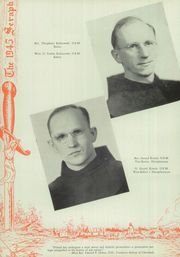 Page 14, 1945 Edition, St Bonaventure High School - Seraph Yearbook (Sturtevant, WI) online yearbook collection