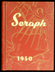 1950 Edition, St Bonaventure High School - Seraph Yearbook (Sturtevant, WI)