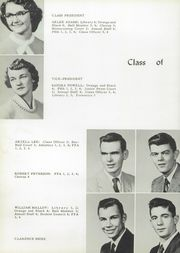 Page 12, 1956 Edition, Gays Mills High School - Millian Yearbook (Gays Mills, WI) online yearbook collection